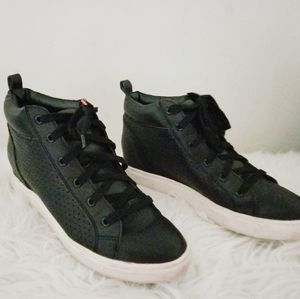 Steve Madden athletic high tops